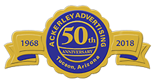 Logo for Ackerley Advertising
